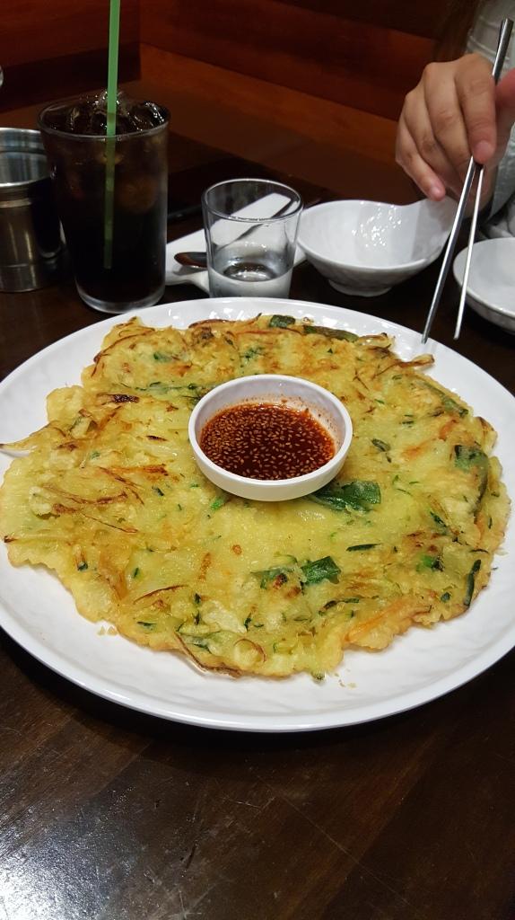 Yachae-Jeon - Vegetable Pancake