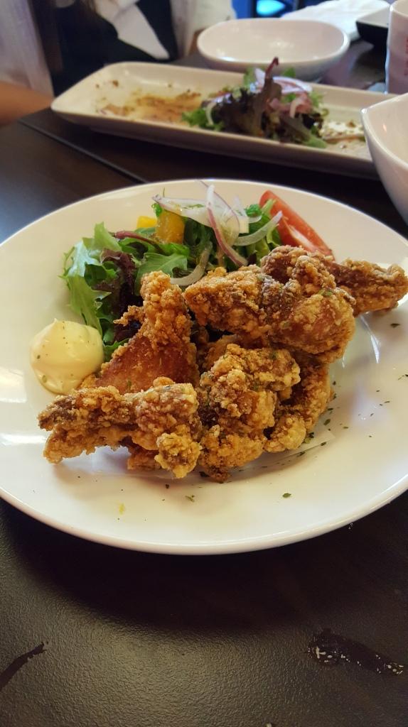 Karaage Chicken $7